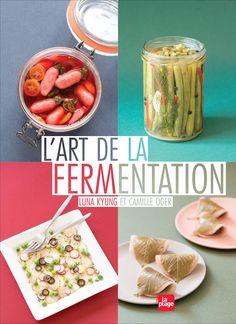 Editions La Plage : L'art de la fermentation