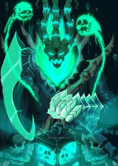 Thresh • League Of Legends