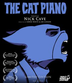 The Cat Piano, a Sultry and Lyrical Animated Short Film – Away...