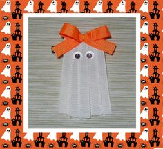 agrafa/brosa fantoma halloween
