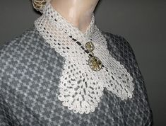 19th Century and Civil War Accessories including Godey's and Peterson Crochet
