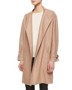 Oversized+Felt+Wrap+Coat+by+Burberry+London+at+Neiman+Marcus.