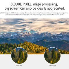 JMGO M6 Portable DLP Projector Sales Online golden - Tomtop Pixel Image, Image Processing, Tech, Pictures, Photos, Technology, Grimm