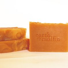 Buttermilk & Carrot Soap By Earth Muffin #soap #earthmuffin #handmade