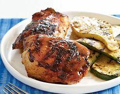 Рецепт очень быстрого маринада для курицы гриль