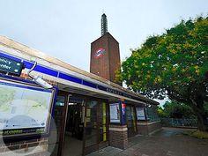 London Underground, Metro Subway, Metro Station, San Francisco Ferry, Art Deco, Train, Building, Buildings, Strollers