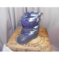 Winter Boots Boys Size 6