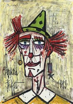 bernard buffet paintings - Google Search