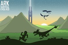 ARK Survival Evolved by anonymoushamburger.deviantart.com on @DeviantArt