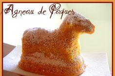 L'agneau de Pâques d'Alsace