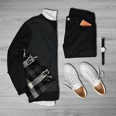 """1,122 Me gusta, 9 comentarios - TheStylishMan.com (@shopthatgrid) en Instagram: """"Grid from @hunter_vought featuring @koiocollective """""""