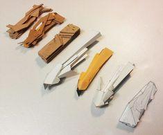The making ofthe Maketikus utility knife