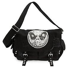 Jack Skellington Messenger Bag