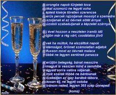 Evo, Flute, Happy New Year, Champagne, Banner, Tableware, Inline, Advent, Scrapbook