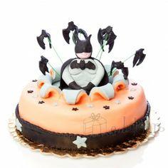 Surprise, surprise! It's BATMAN! Surprise Surprise, Batman, Birthday Cake, Desserts, Food, Tailgate Desserts, Deserts, Birthday Cakes, Essen