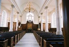 This is where I got married! So beautiful! Westminster College St. Marys Church.