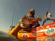 Outer Banks Ocean Kayak fishing OBX