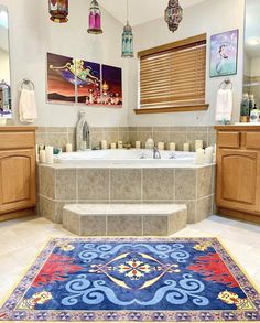 House, Master Bath, Master, Kids Rugs, Beautiful Homes, Home Decor, Favorite Places, Disney Home