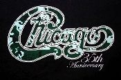 Chicago t-shirt - 35th Anniversary Tour in 2002 - Vintage Basement.