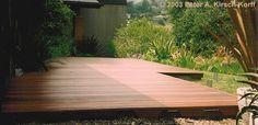 Nice plain deck-love the simple