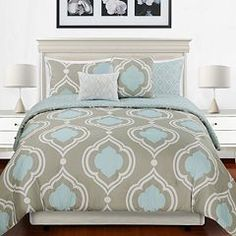 Geovana 5-pc. Reversible Comforter Set
