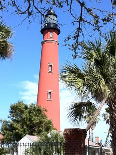 Lighthouse Point Park, Daytona Beach, Florida