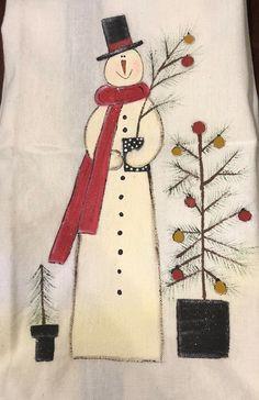Christmas Wood Crafts, Christmas Rock, Christmas Canvas, Snowman Crafts, Primitive Christmas, Christmas Signs, Christmas Pictures, Christmas Snowman, Christmas Decorations