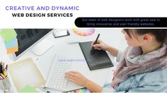 Creative and Dynamic #Web #design #services  Our team of #web #designers work with great zeal to bring innovative and user friendly websites. visit now: http://webmobinfo.ch/website-development-services/