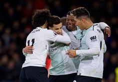 Bournemouth 0-4 Liverpool: Reds romp to victory as Salah nets 20th of season