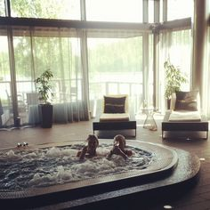 http://www.langvik.fi/en/spa-and-pool-area  Instagram photo by @jenni.tuomi (Jenni Tuomi) | Iconosquare