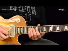 Good Times Bad Times Led Zeppelin Solo full tutorial HD - YouTube