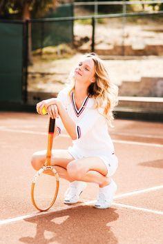 #LIJAstyle Retro Tennis Collection