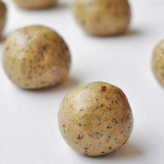 Chia Seed Peanut Butter Protein Ball Recipe - Vegan Family Recipes