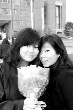 sisters_Jane unnie's graduation