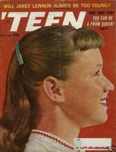 Excited teen star magazine girls authoritative answer