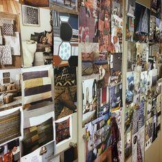 Warwick research wall