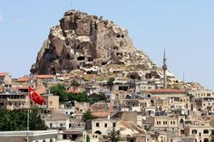Castles in Uchisar - Google Search