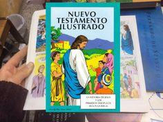 Un clásico recuento del Nuevo Testamento a todo color en forma de historieta.  Puedes leer o descargar gratis este cómic aquí: https://comicscristianos.wordpress.com/2012/02/27/nti/