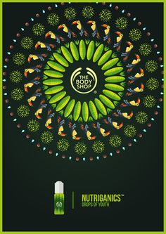 The Body Shop Campaign by Tom Anders