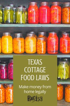 Ever wonder just how to make money from your homestead? Cottage Food Laws just might be your answer! Make Money From Home, How To Make Money, Selling Eggs, Self Sufficient Homestead, Sandwich Bread Recipes, Organic Recipes, Ethnic Recipes, What To Sell, Jam And Jelly