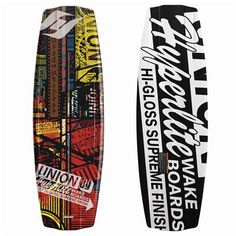 Best of the best, the Hyperlite Union Wakeboard @ evo