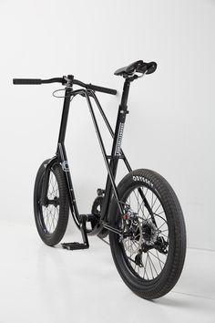 BIG20 bike by Joey Ruiter for Inner City Bikes