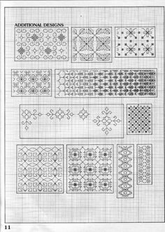(87) Gallery.ru / Фото #6 - LA Leaflet 2 - Li-Sav Kasuti Embroidery, Embroidery Sampler, Cross Stitch Embroidery, Embroidery Patterns, Cross Stitch Patterns, Blackwork Cross Stitch, Blackwork Patterns, Mini Cross Stitch, Needlepoint Stitches