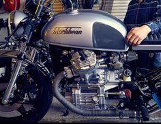Cx500 Cafe Racer by Blackbean