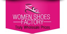 You would get wide diversity of wholesale women shoes at women shoes factory that offers soothe and style and comes at a reasonable price. These types of wholesale fashion shoes or wholesale designer shoes are durable and hence you can plan to invest some amount of money on them.