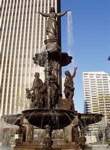 Fountain Square, Cincinatti, OH