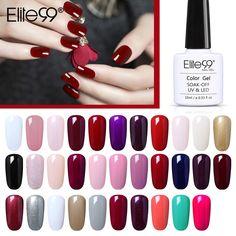 Cheap Nail Polish, Gel Nail Polish, Uv Nails, Pink Nails, Elite Nails, White Manicure, Nail Art Tools, Base Coat, Gel Color