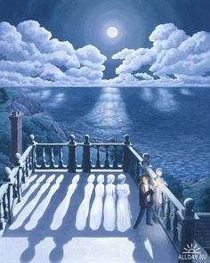 Rob Gonsalves, contemporary Canadian