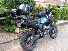 Zijtassen Yamaha XT 660 Z Tenere- Allroadmaniacs