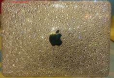 Check out this item in my Etsy shop https://www.etsy.com/listing/187583705/promotion-laptop-case-rhinestone